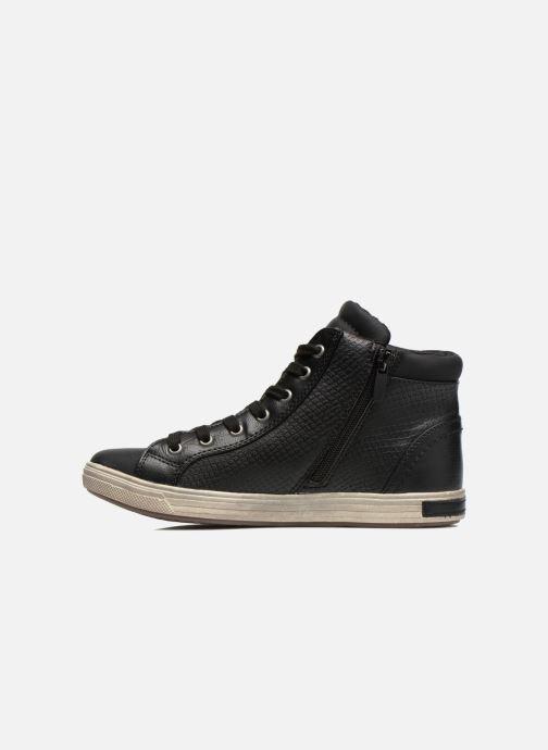 Baskets I Love Shoes Susket Noir vue face