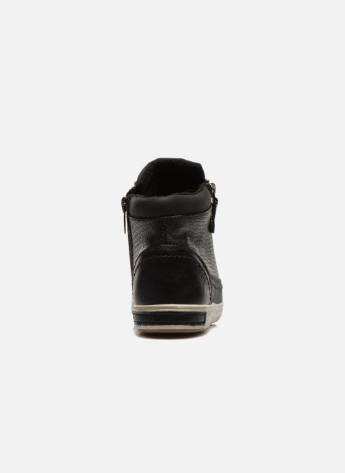 Deportivas I Love Shoes Susket Negro vista lateral derecha