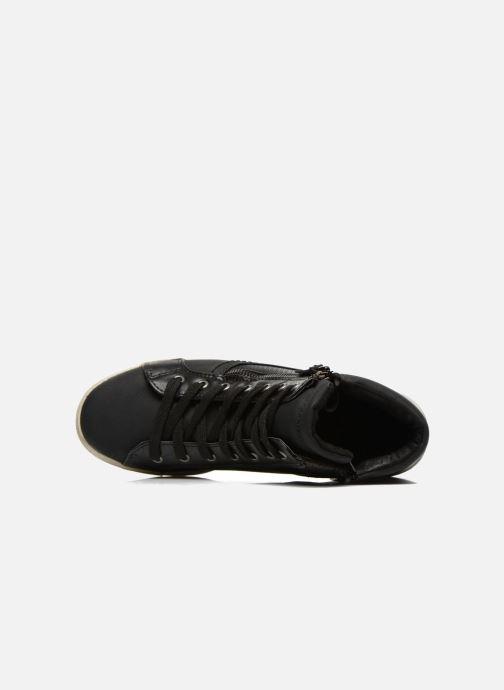 Deportivas I Love Shoes Susket Negro vista lateral izquierda