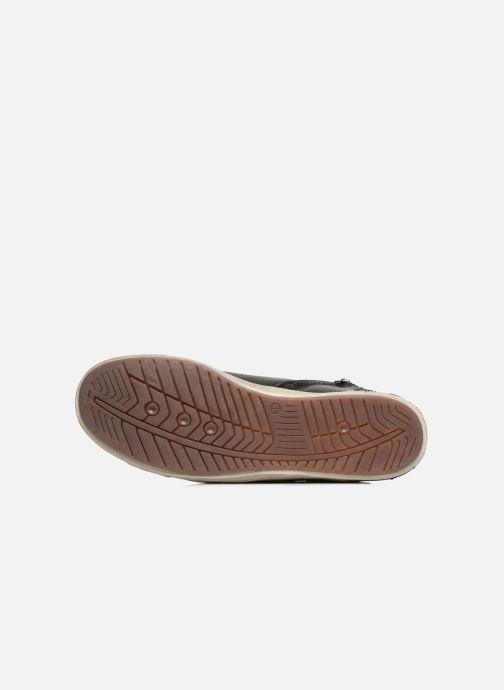Baskets I Love Shoes Susket Noir vue haut