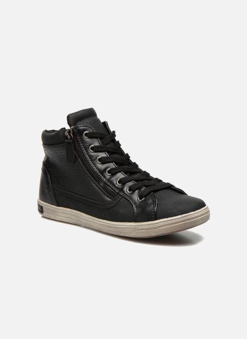 Trainers I Love Shoes Susket Black detailed view/ Pair view