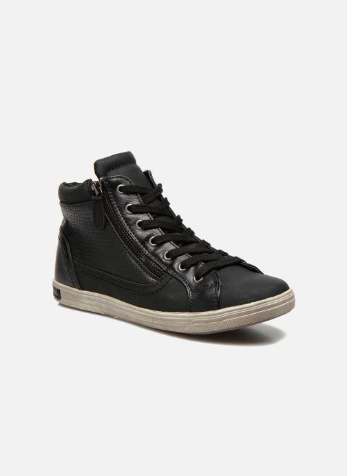 Baskets I Love Shoes Susket Noir vue détail/paire
