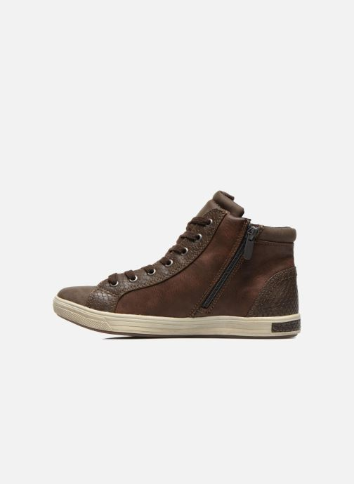 Sneakers I Love Shoes Susket Marrone immagine frontale