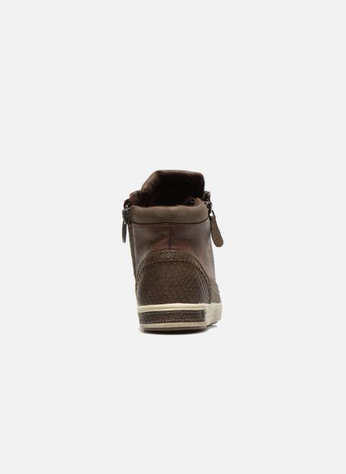 Sneakers I Love Shoes Susket Marrone immagine destra