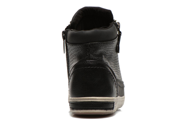 Baskets I Love Shoes Susket Noir vue droite