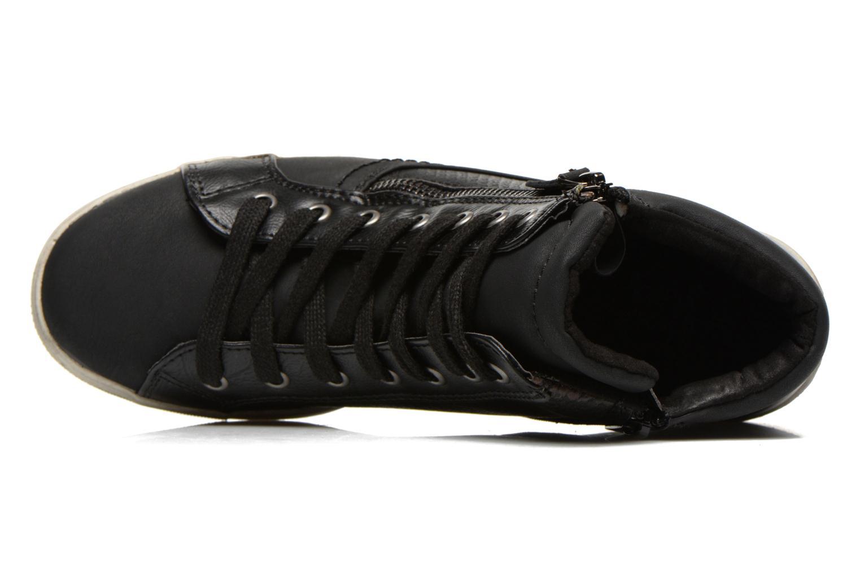Baskets I Love Shoes Susket Noir vue gauche