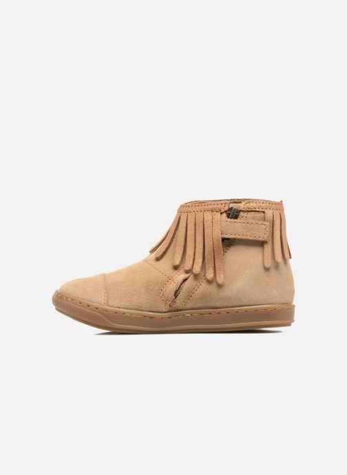 Stiefeletten & Boots Shoo Pom Bouba Fringe braun ansicht von vorne
