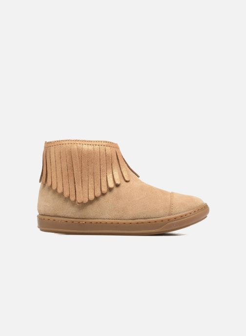 Stiefeletten & Boots Shoo Pom Bouba Fringe braun ansicht von hinten