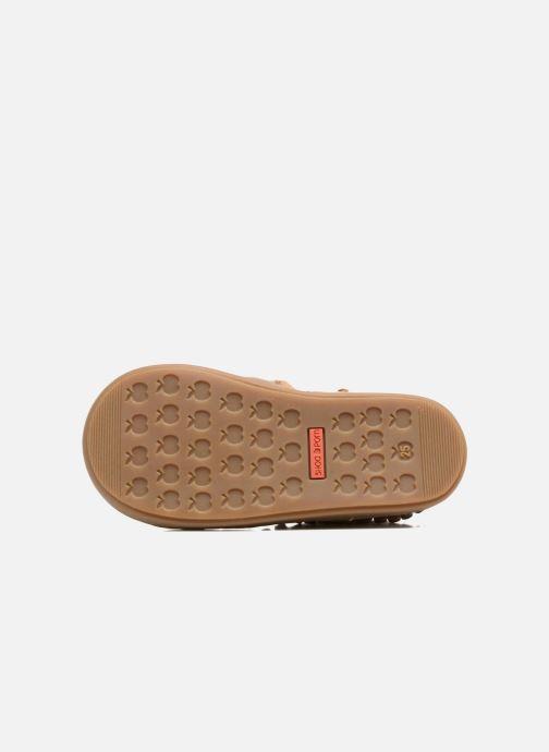 Stiefeletten & Boots Shoo Pom Bouba Fringe braun ansicht von oben