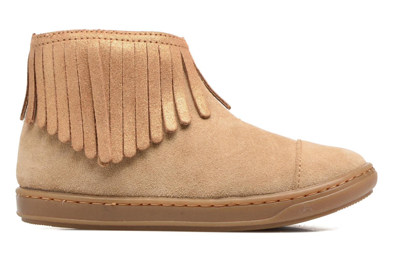 Bottines et boots Shoo Pom Bouba Fringe Marron vue derrière