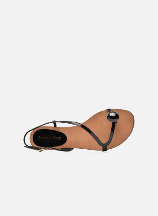 Sandals Georgia Rose Calindda Black view from the left