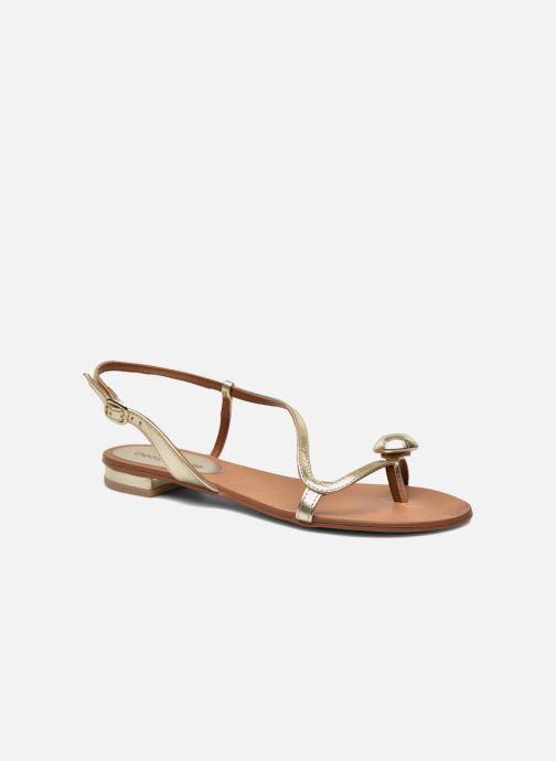 Sandali e scarpe aperte Georgia Rose Calindda Oro e bronzo vedi dettaglio/paio