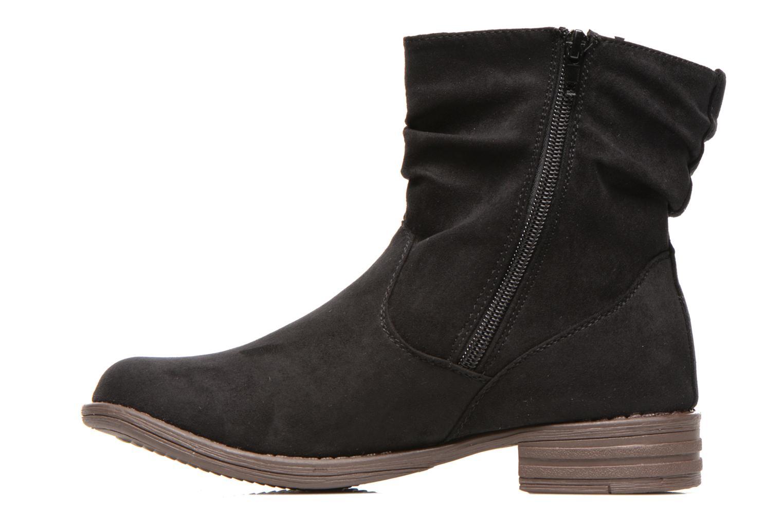 Boots en enkellaarsjes I Love Shoes Thoni Zwart voorkant