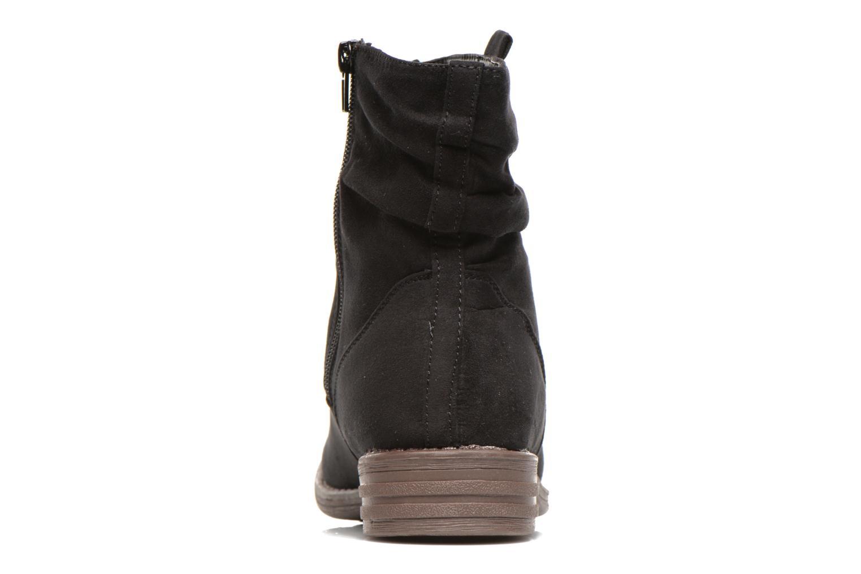 Boots en enkellaarsjes I Love Shoes Thoni Zwart rechts