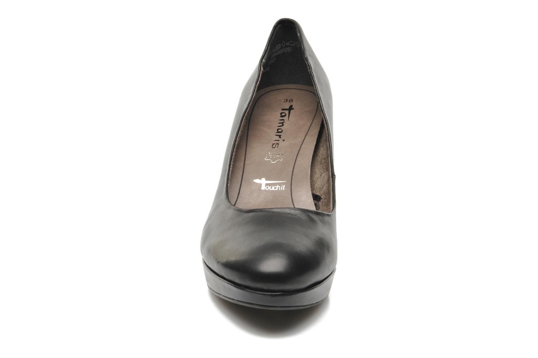 Escarpins Tamaris Jita Noir vue portées chaussures