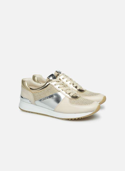 c3d8a08e016f Sneakers Michael Michael Kors Allie Trainer Guld og bronze 3 4 billede