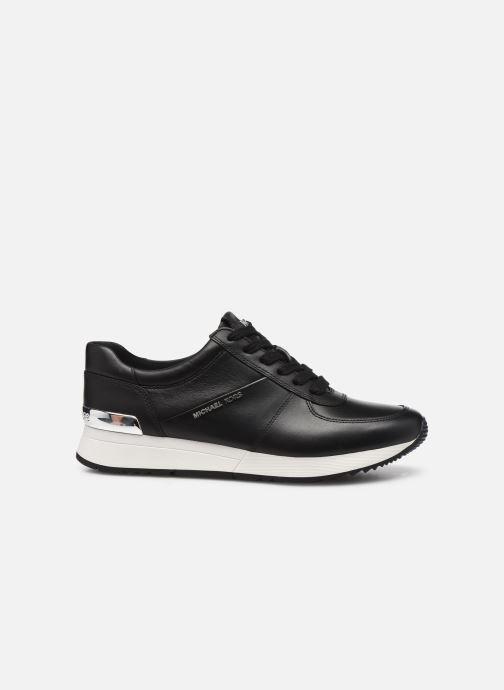 Sneaker Michael Michael Kors Allie Trainer schwarz ansicht von hinten