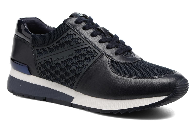 Sneakers Michael Michael Kors Allie Trainer Azzurro vedi dettaglio/paio