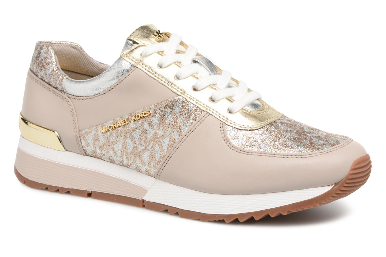 Trainers Michael Michael Kors Allie Trainer Beige detailed view/ Pair view