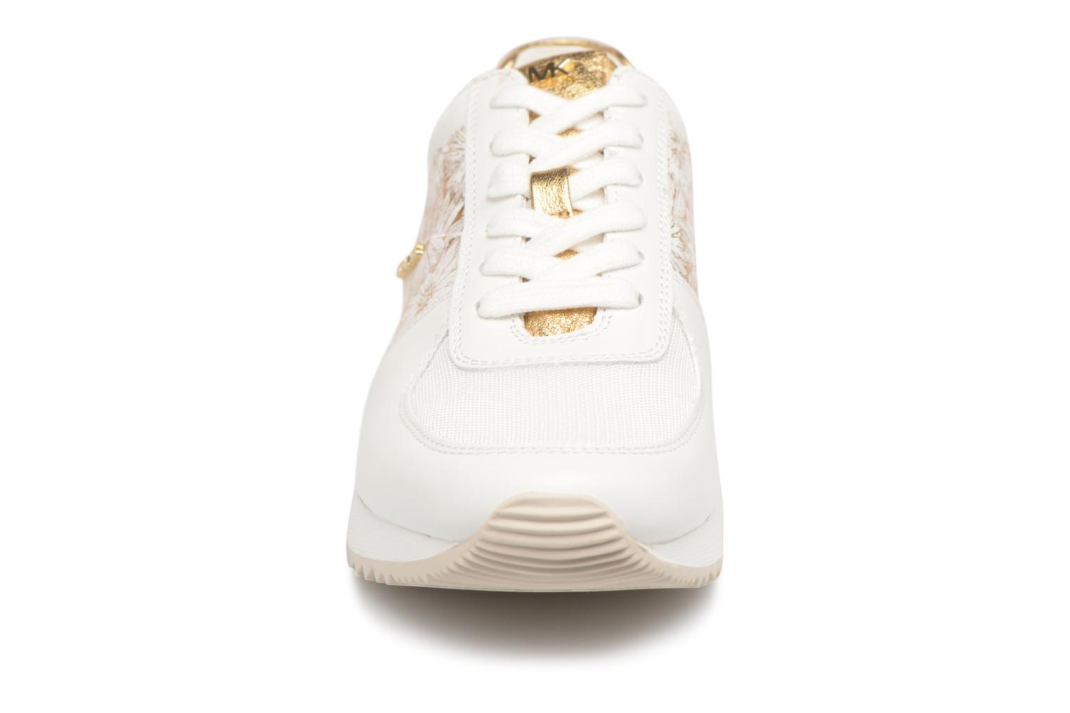 Trainers Michael Michael Kors Allie Trainer White model view