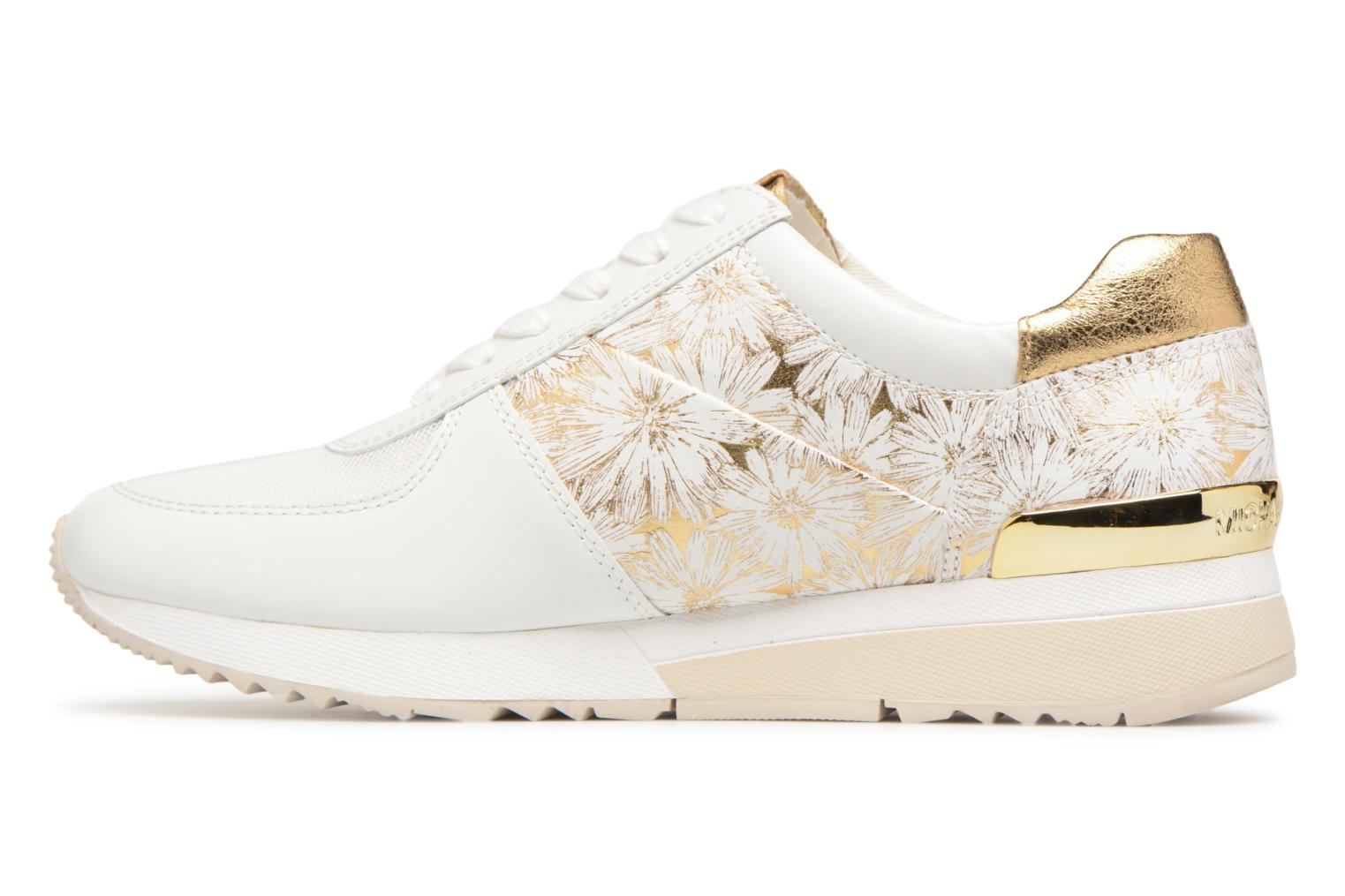 Trainers Michael Michael Kors Allie Trainer White front view
