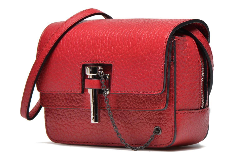 Håndtasker Carven MALHER Mini Sac Rød se skoene på