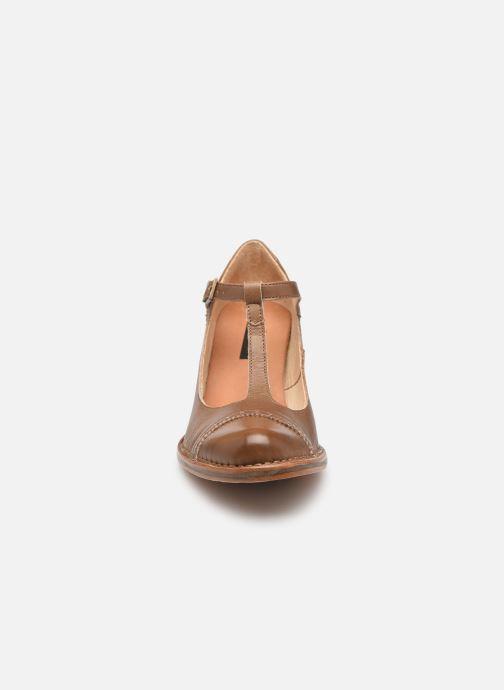 Escarpins Neosens Rococo S849 Beige vue portées chaussures