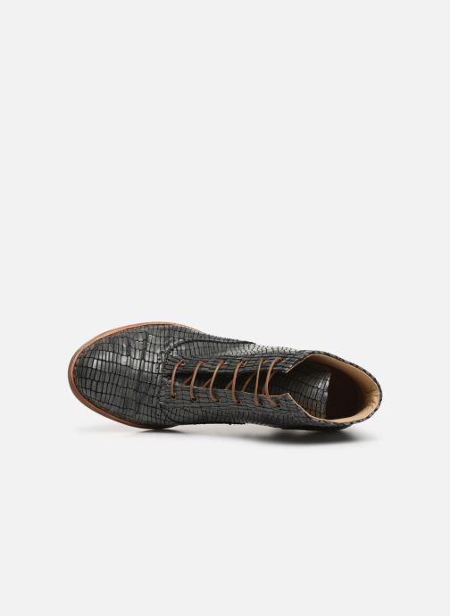 Stiefeletten & Boots Neosens Rococo S848 grau ansicht von links