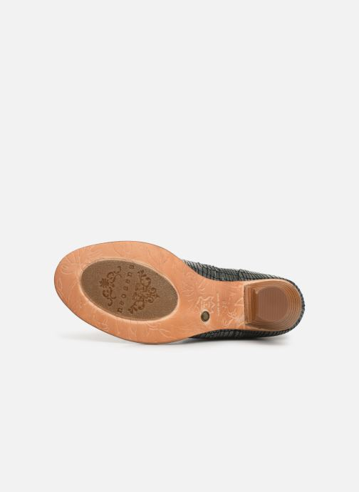 Stiefeletten & Boots Neosens Rococo S848 grau ansicht von oben