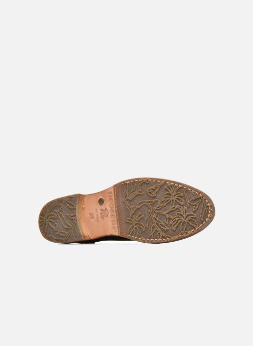 Chaussures à lacets Neosens Hondarribi S898 Marron vue haut