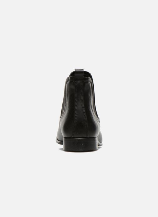 Ankle boots Georgia Rose Anillou Black view from the right