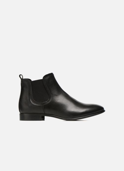 Bottines et boots Georgia Rose Anillou Noir vue derrière