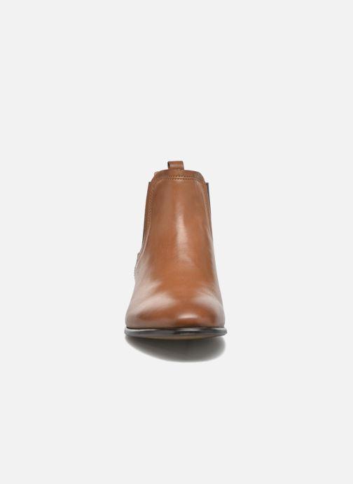 Stiefeletten & Boots Georgia Rose Anillou braun schuhe getragen