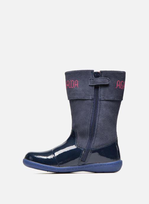 Boots & wellies Agatha Ruiz de la Prada Cazoleta Infantil 2 Blue front view