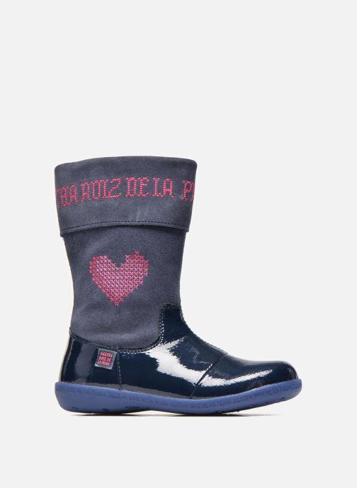 Bottes Agatha Ruiz de la Prada Cazoleta Infantil 2 Bleu vue derrière