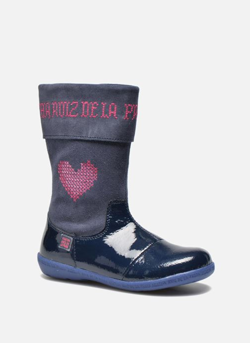 Boots & wellies Agatha Ruiz de la Prada Cazoleta Infantil 2 Blue detailed view/ Pair view