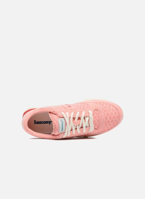 Sneakers Saucony Jazz Original Rosa immagine sinistra
