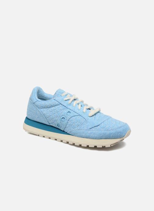cbc7db16b705 Saucony Jazz Original (Blauw) - Sneakers chez Sarenza (291308)