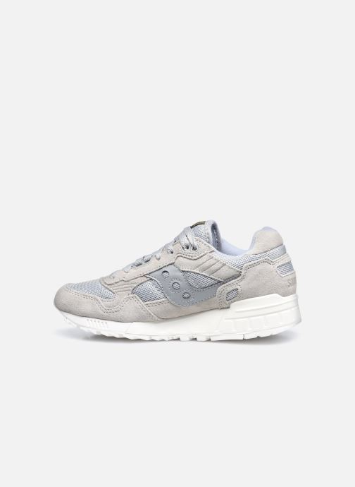 Sneaker Saucony Shadow 5000 W grau ansicht von vorne