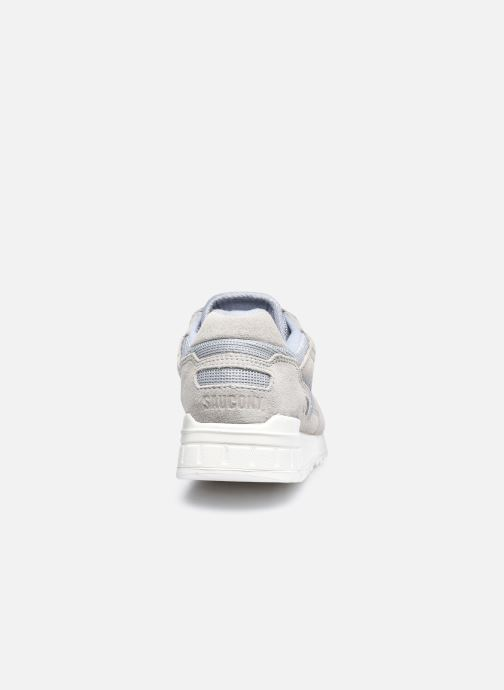 Sneaker Saucony Shadow 5000 W grau ansicht von rechts