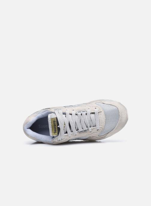 Sneaker Saucony Shadow 5000 W grau ansicht von links