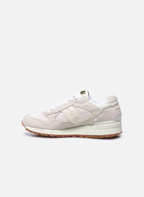 Sneakers Saucony Shadow 5000 W Beige immagine frontale