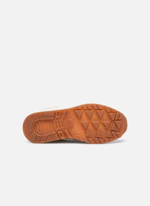 Sneakers Saucony Shadow 5000 W Beige immagine dall'alto