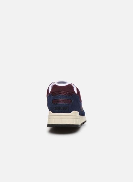 Sneakers Saucony Shadow 5000 Bordò immagine destra