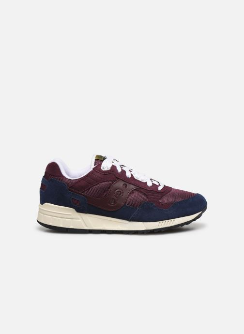 Sneakers Saucony Shadow 5000 Bordò immagine posteriore
