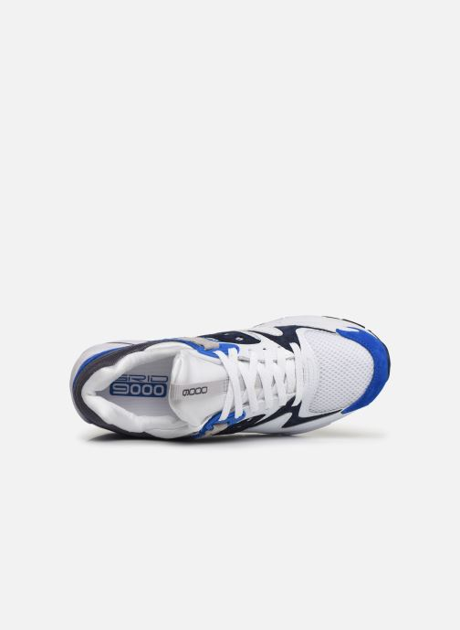 Sneakers Saucony Grid 9000 Wit links