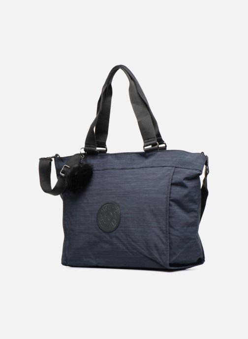 Handtassen kipling New Shopper L Blauw model