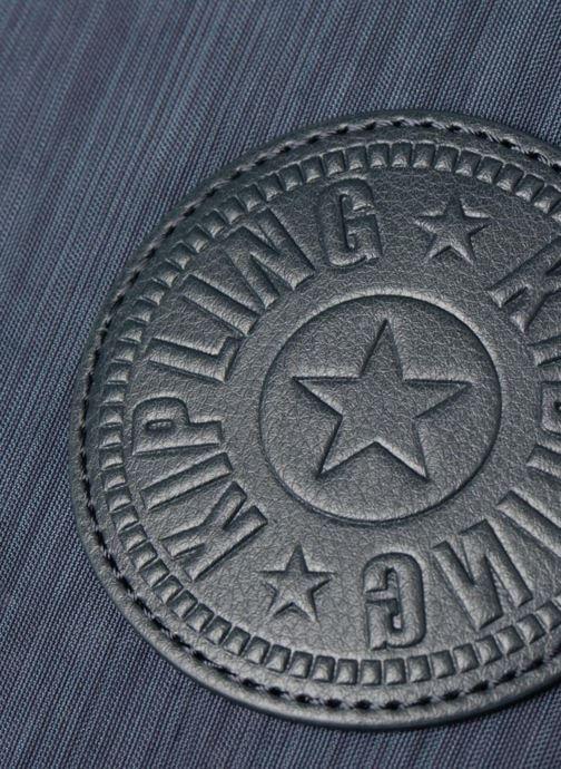 Handtassen kipling New Shopper L Blauw links