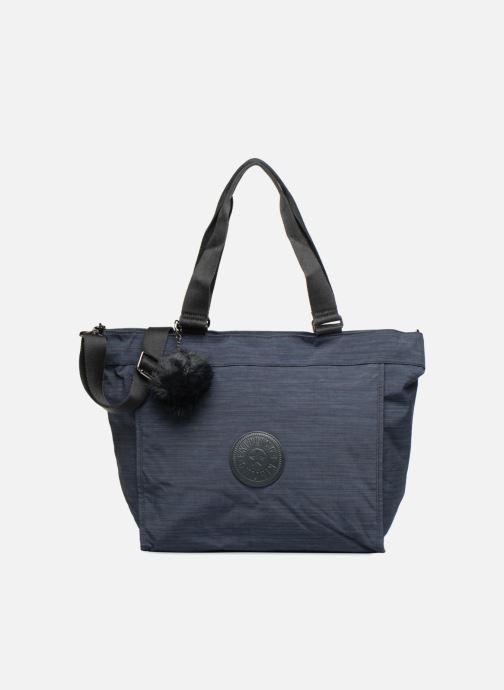 Handtassen kipling New Shopper L Blauw detail