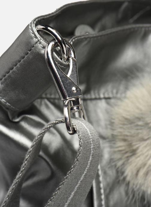 Handtassen kipling New Shopper L Zilver links